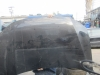 Honda CIVIC 4 DOOR - Hood - black