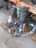 Mercedes Benz - Suspension - 2043202866