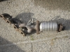 Lexus IS200T - Exhaust  - Catalytic Converter