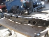 BMW - Bumper re bar rebar Reinforcement - 21127062818