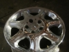 Mercedes Benz - Alloy Wheel Rim chrome- RONRL