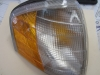 Mercedes Benz - Marker Light -  crack on lens  2028261243