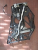 Mercedes Benz - Window Regulator - RIGHT REAR QUARTER