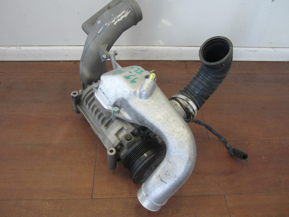 Mercedes benz turbo charger 1110900080 used auto for Mercedes benz c300 turbo kit