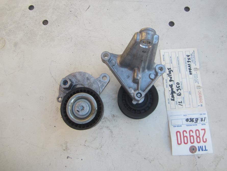 mercedes benz - timing belt tensioner - a2762000370