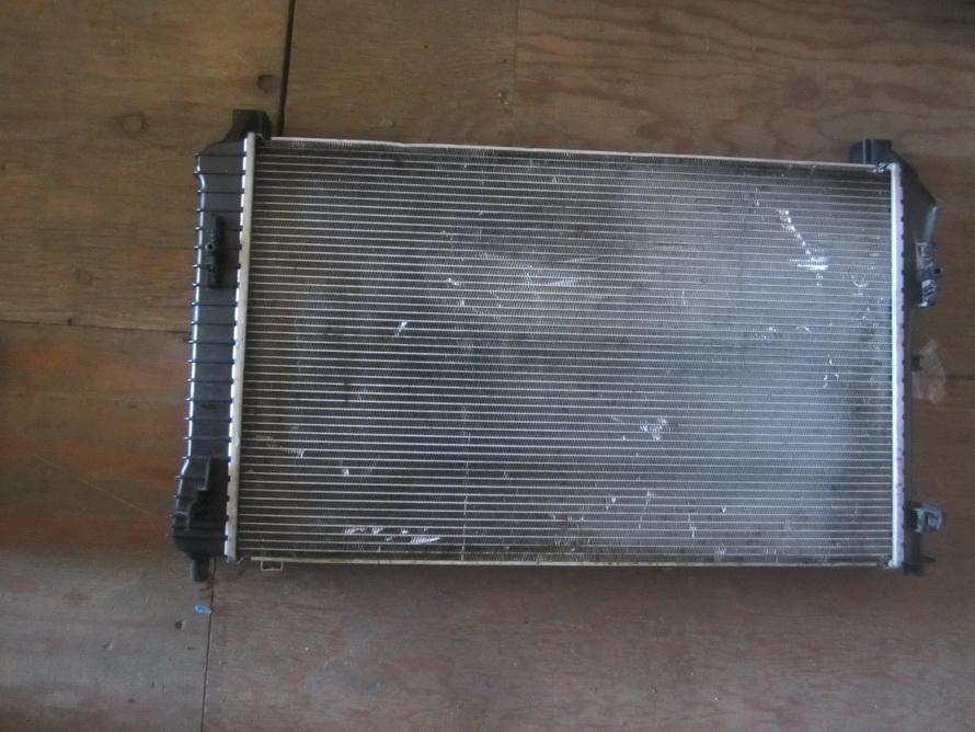 Mercedes benz slk55 amg 5 4 radiator a1715000003 used for Mercedes benz radiator