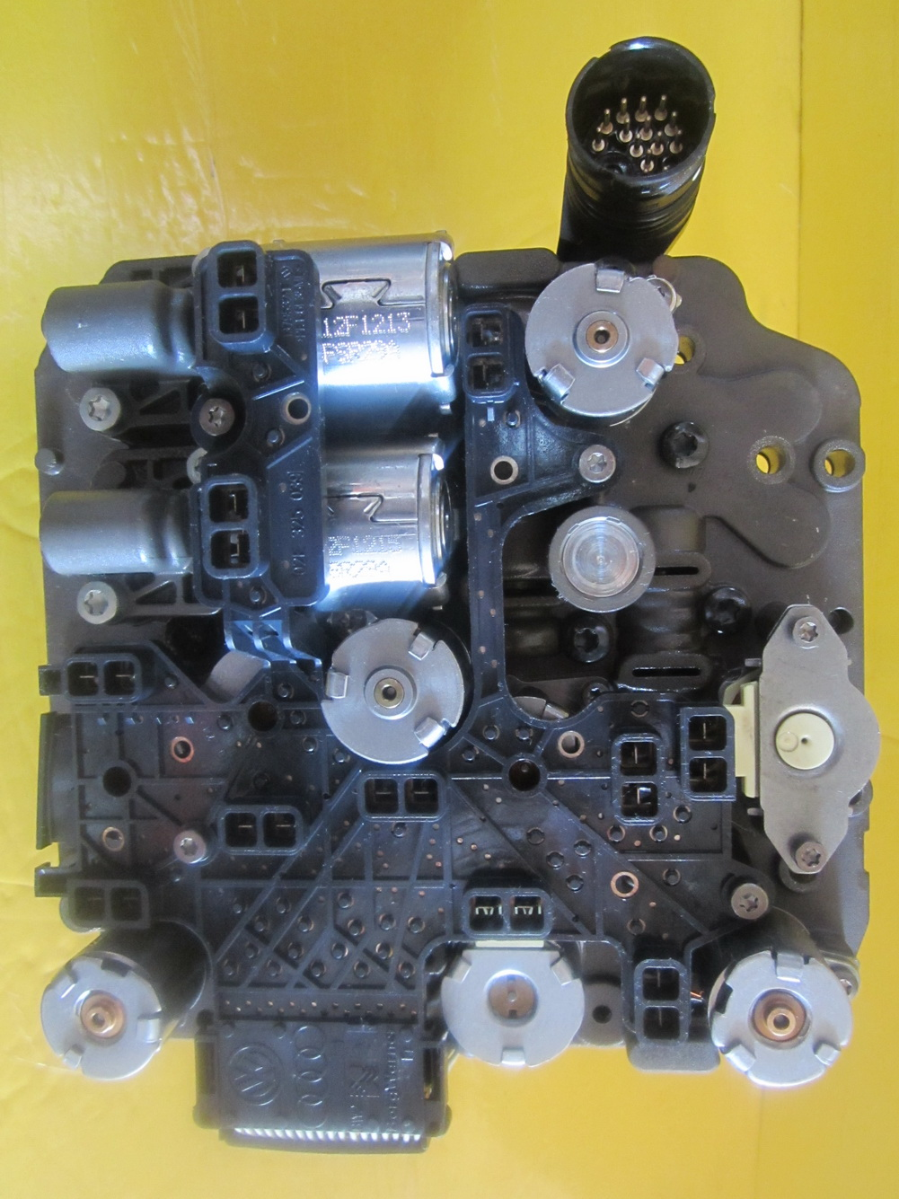 Gear Box Body : Audi vw transmission valve body dsg mechatronic
