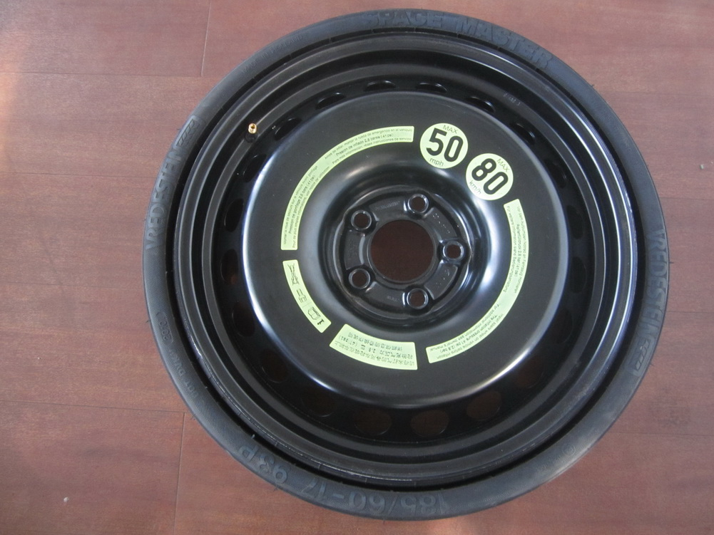 Mercedes benz spare tire 2044001102 used auto parts for Spares for mercedes benz